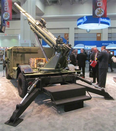 Hawkeye mobile howitzer. Consisted of an M20 105mm